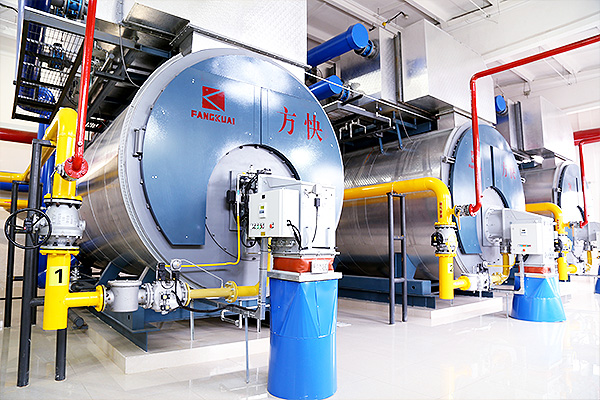 Jinzhengda Ecological Engineering Group 10 tons integrated condensing gas steam boiler