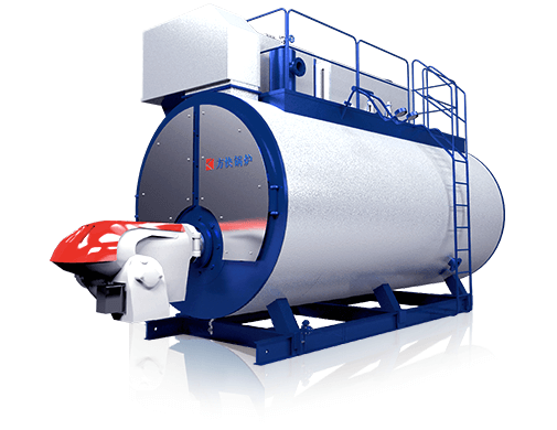WNS Gas(Oil) fired integrated hot water boiler supplier,price,for sale