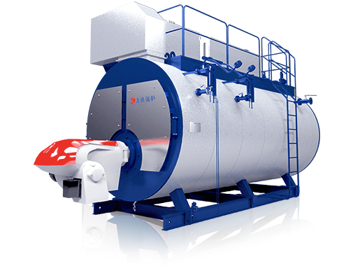Gas(oil) Fired Integrated Steam Boiler