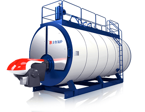 WNS Gas(Oil) fired split hot water boiler supplier,price,for sale