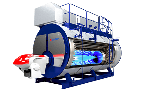tx_WNS Gas(Oil) fired integrated steam boiler supplier,price,for sale